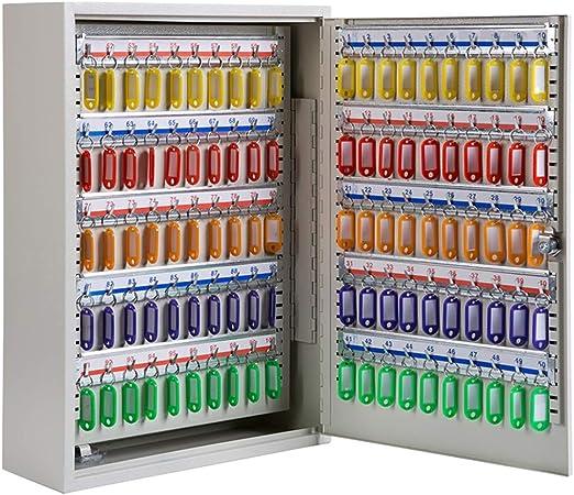 Caja para llaves de alta seguridad Armarios For Llaves 200 Llaves, Llave Cajas Montadas En La