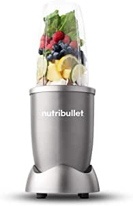 NutriBullet 600W Series Blender, Light Grey