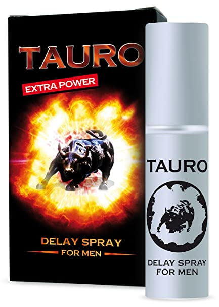 taurus ritardante  Intimateline Tauro Extra Forte Contro l'Eiaculazone Precoce ...