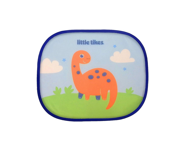 Blue Dinosaur Little Tikes Car Window Sunshade for Baby