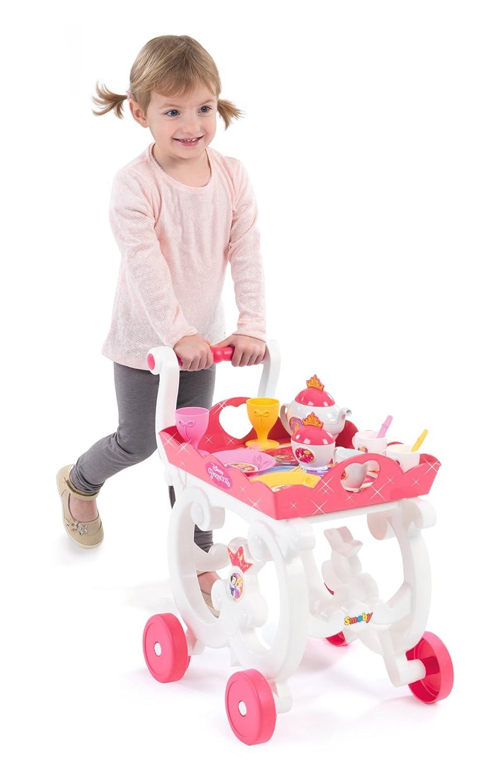 Disney Princesas Carrito de té XL Smoby 310555: Amazon.es: Juguetes y juegos
