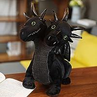 1 Pc 35cm Killstar Anubis Devil Doll Black Stuffed Plush Unicorn/Rabbit/Elephant/Wolf/Cat Toys Black Doll Children