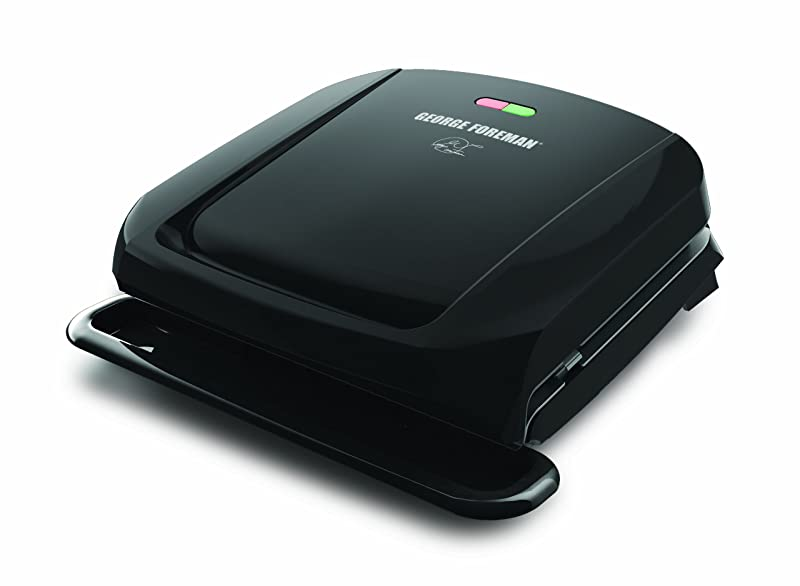 George Foreman 4 Serving Removable Plate Grill Review