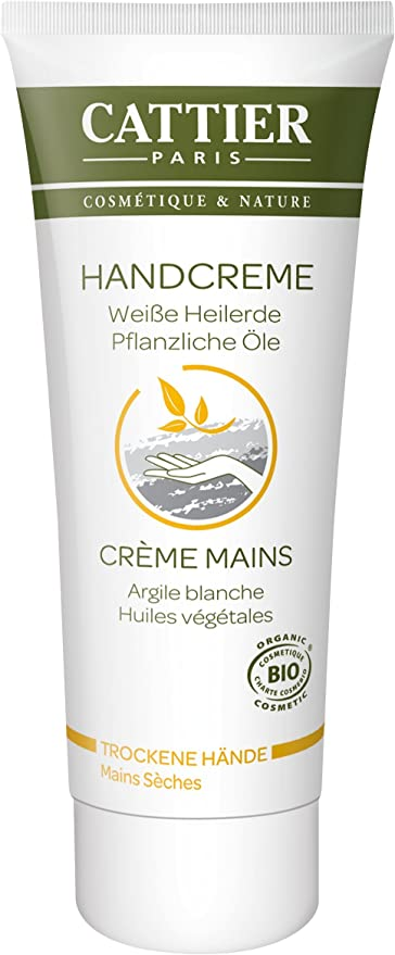 CATTIER Paris Healing Clay Hand Cream