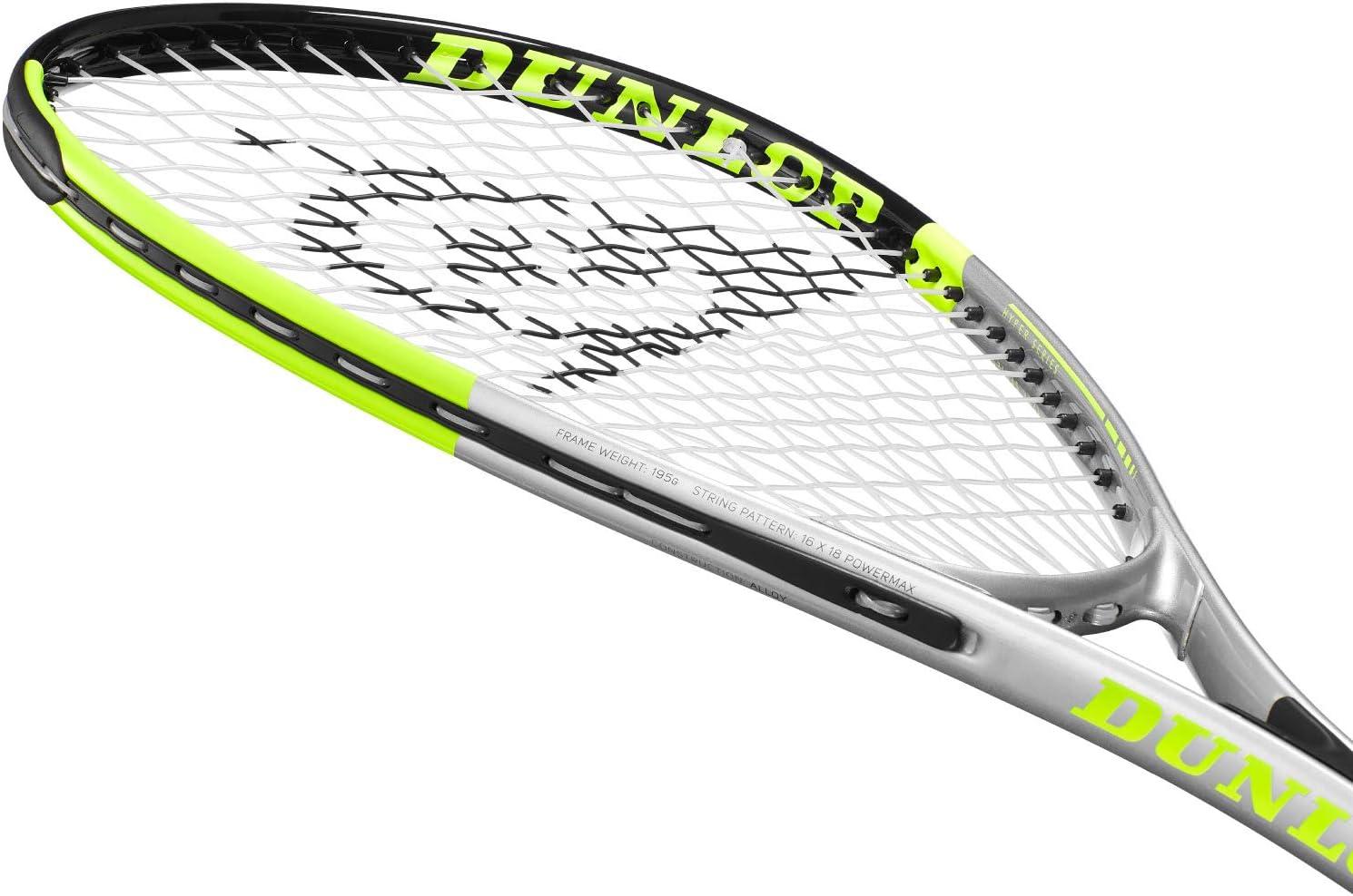 Dunlop Hyper Ti Squash Racket Series