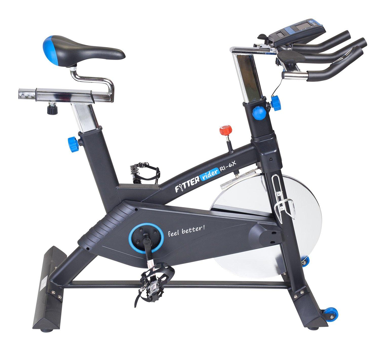 Fytter Bicicleta Indoor Rider Ri-6X Negro