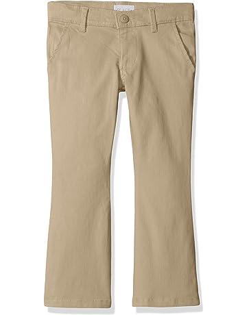 6480a35ee6 The Children's Place Girls' Uniform Pants