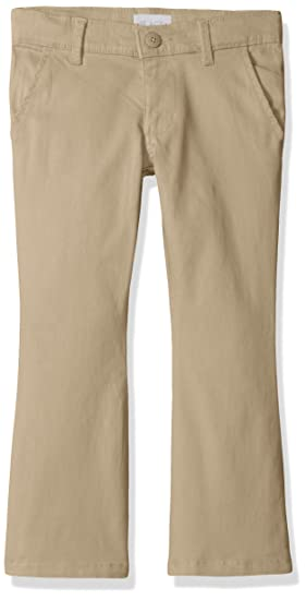 Amazoncom The Childrens Place Girls Uniform Pants Clothing