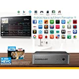 formuler Z + Plus 4 K 30 fps IPTV Android streaming TV