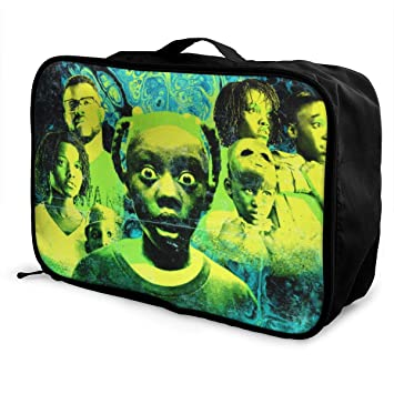 0cbfebfb6284 Amazon.com | Us Packing Cubes Travel Duffel Bag Handle Makeup Bag ...