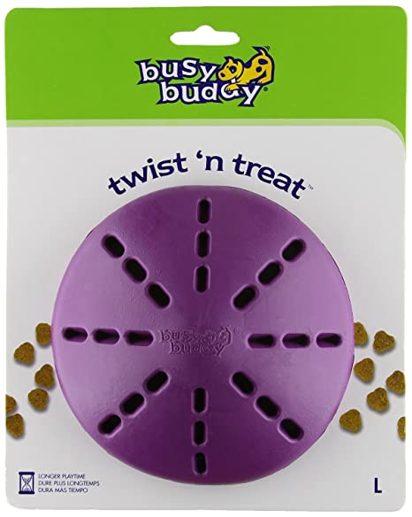 Petsafe - Juguete dispensador Busy Buddy Twist n Treat.