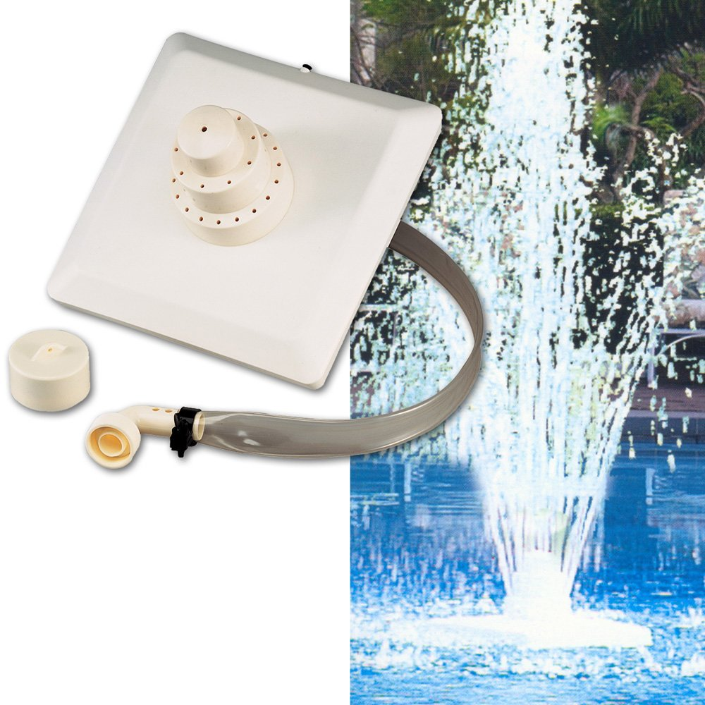 Splash Pools 30730 Floating Grecian Pool Fountain