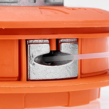 Fdit Cabeza Cortacésped Cabezal Cortador de Cepillos de Aluminio Segadora Strimmer Accesorios Universales para Jardín de Césped Socialme-EU
