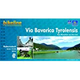 Bikeline Radtourenbuch: Via Bavarica Tyrolensis. Von München an den Inn. 1 : 50.000, 280 km, wetterfest/reißfest, GPS-Tracks Download