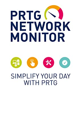 PRTG Network Monitor- Trial Version [Download]
