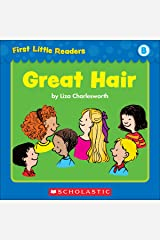 First Little Readers: Great Hair (Level B) Kindle Edition