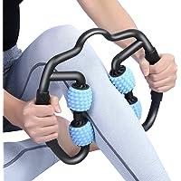 PRANCEマッサージローラー スティックトリガーポイントローラーマッサージ 筋膜 首 腰 足 ふくらはぎ リリースマッサージ 腰痛・肩コリ・筋肉痛を改善 ストレッチ 脚やせ 美足 グリッドフォームローラー ヨガ棒