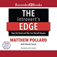 Image for The Introvert's Edge: How the Quiet and Shy Can Outsell Anyone