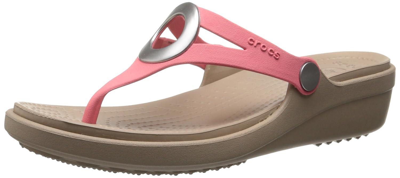 Crocs Women's Sanrah Wedge Sandal