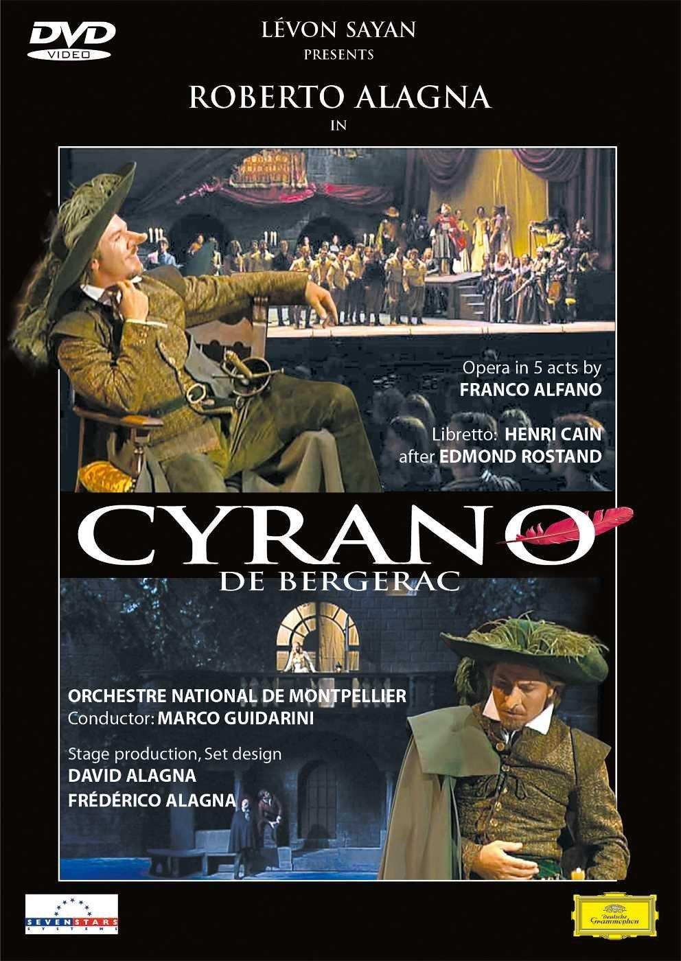 Alfano: Cyrano De Bergerac (DVD)