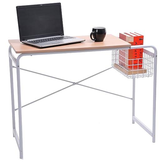 Mesa para ordenador Fresh bosque verde Diseño con bandeja de mesa ...