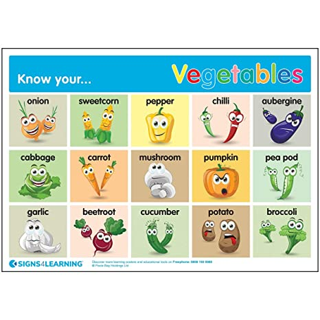 Premium 297mm x 420mm Signs 4 Learning know Your Colours A3 Poster