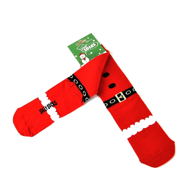 silly christmas socks new mens womens ladies xmas gift