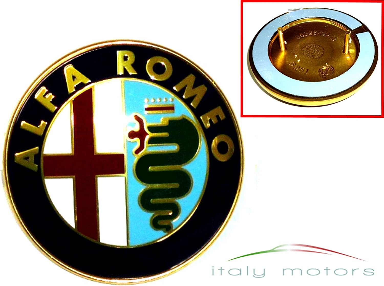 Original Emblem vorne 60596492 by Italy Motors