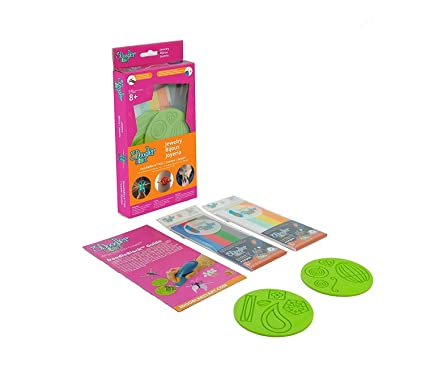 Amazon.com: 3Doodler Start Jewelry DoodleBlock Kit: Toys & Games