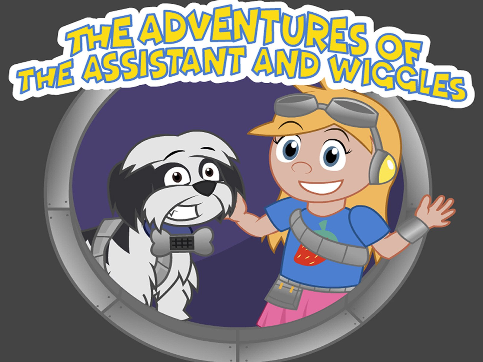 The Adventures of the Assistant and Wiggles on Amazon Prime Video UK