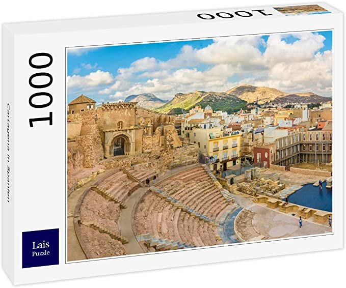 Lais Puzzle Cartagena en España 1000 Piezas: Amazon.es: Juguetes y juegos