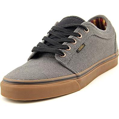 6eb8192d2a0 Vans Chukka Low Hemp Dark Grey Gum Skate Shoe 6.5 D(M) US (