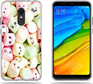 DIKAS para Xiaomi Redmi Note 5, Carcasa para Xiaomi Redmi 5 Plus ...