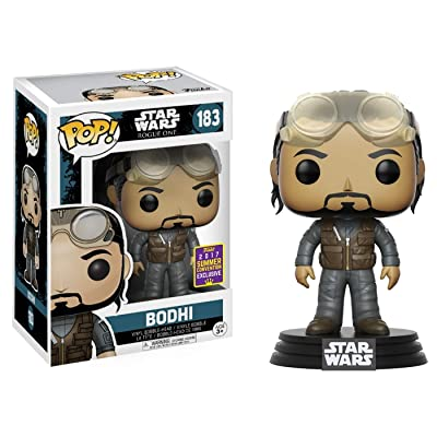 Funko POP Star Wars - Bodhi -: Toys & Games