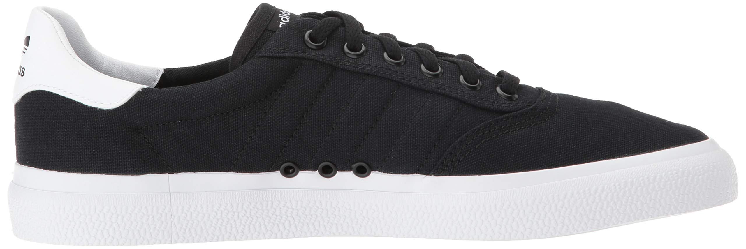 adidas Originals unisex-adult Black/White, 3 MC Skate Shoe 6.5 M US by adidas Originals (Image #7)