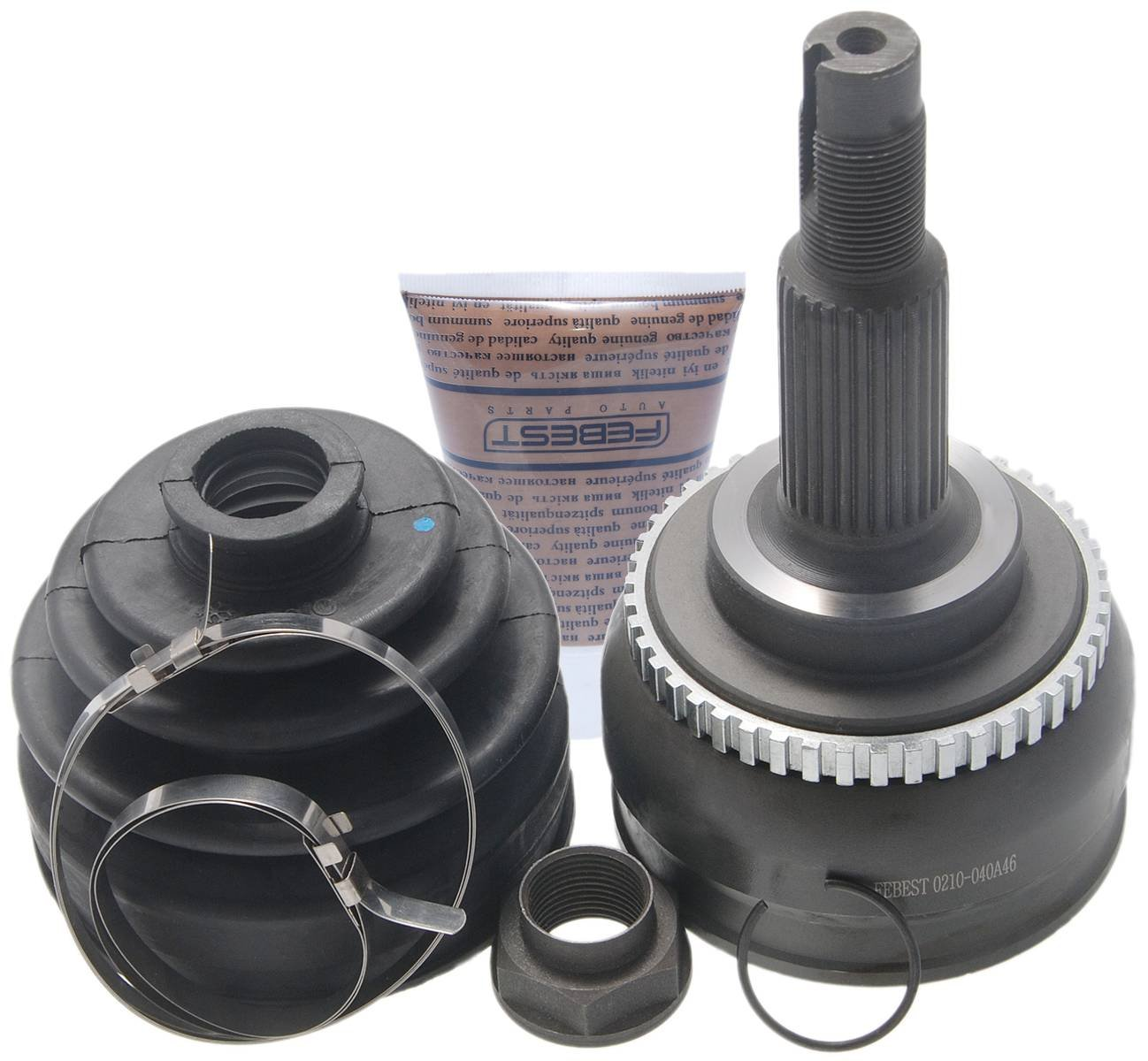 FEBEST 0210-040A46 Outer CV Joint
