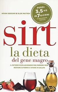 Dieta Sirtfood, La (SALUD Y VIDA NATURAL): Amazon.es: GOGGINS ...