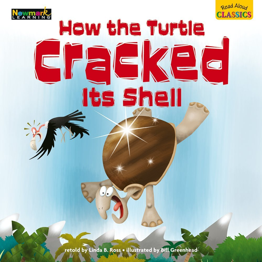 a6bbd2125f9f Read Aloud Classics  How the Turtle Cracked Its Shell Big Book Paperback –  October 2