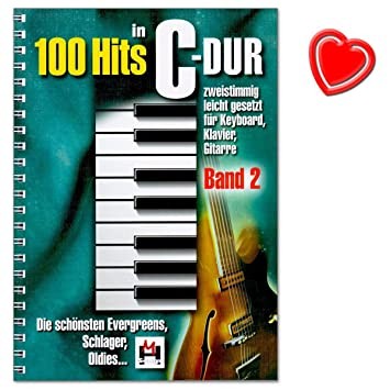 100 éxitos en C-Dur Band 2 - Hermosa Evergreens, Bate ...