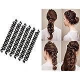 paquet à la mode et attrayant design de qualité aliexpress 2pcs Accessoire pour Cheveux Outil de Tresse Clip Coiffure ...
