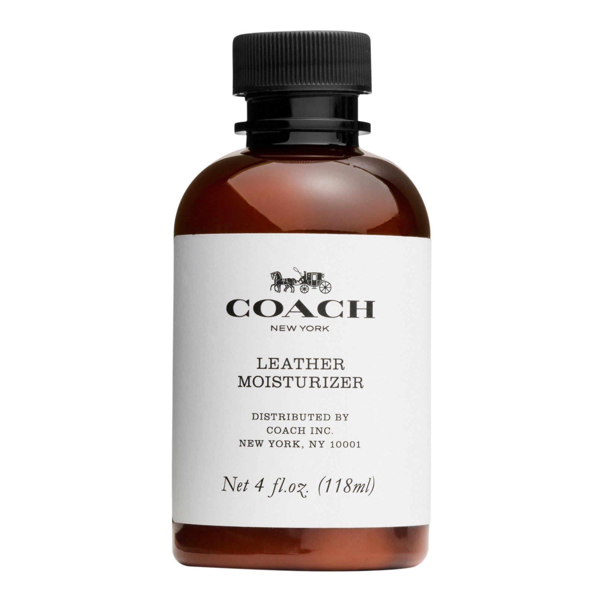 NEW COACH Leather Moisturizer 4-oz. by Coach
