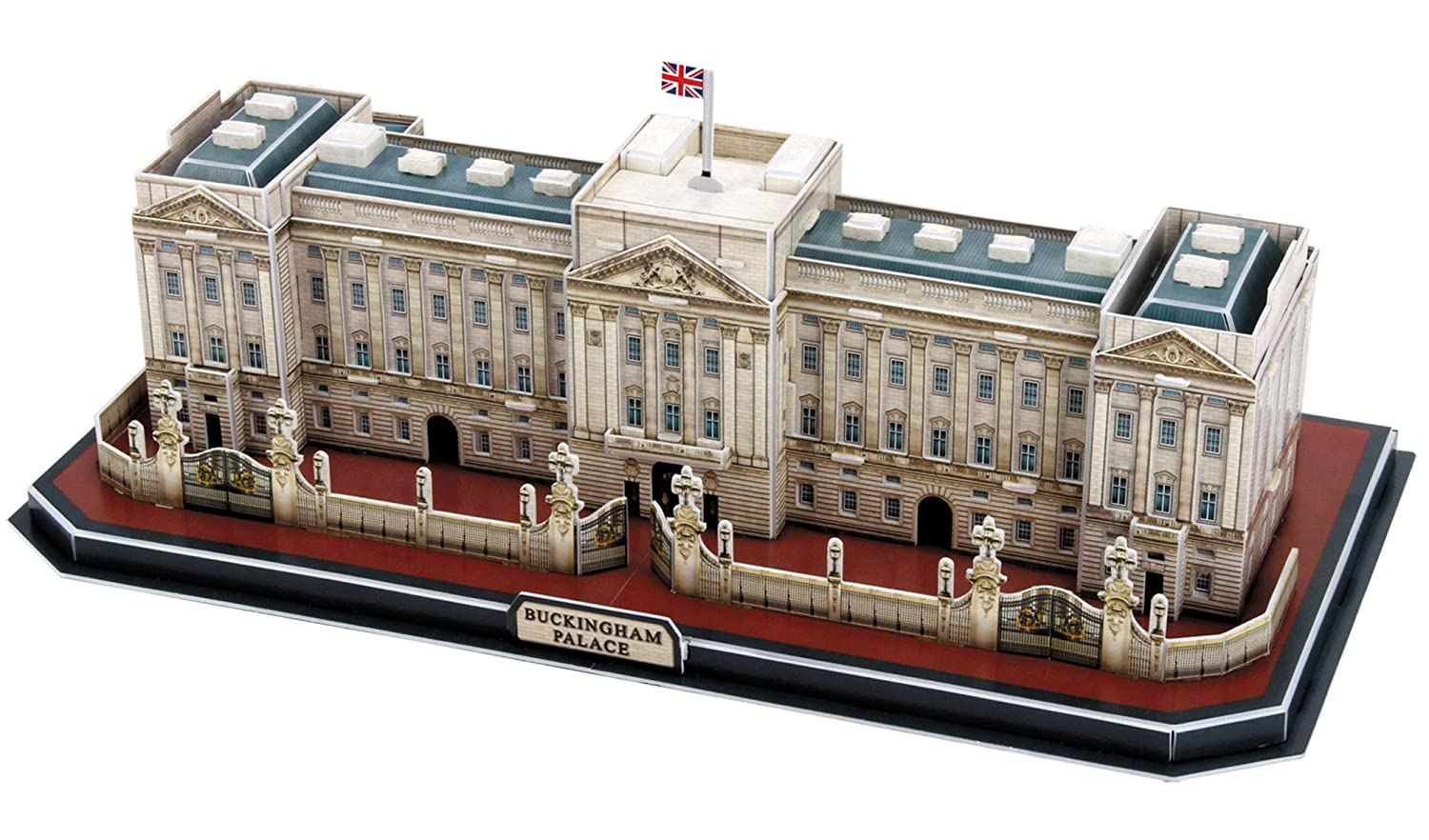 Cheatwell Games Buckingham Palace Build Your Own Giant 3d Kit Gallery For Car Sound System Diagram Chateau Pinterest Toys