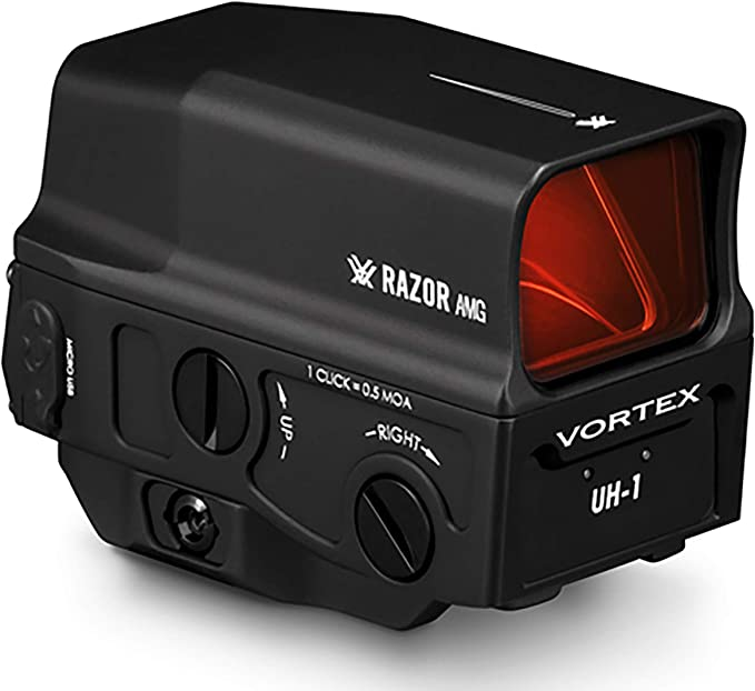 Best Holographic Sight: Vortex Optics Razor AMG UH-1