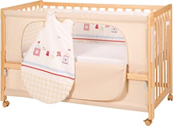 Roba Roombed Babybett 60x120 Cm Beistellbett Zum Elternbett Mit