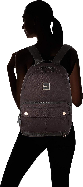 Superdry - Elsworth Backpack, Zaini Donna Nero (Black)
