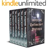 THE INSPECTOR RAVENSCROFT MYSTERIES six captivating historical murder mysteries