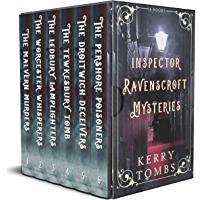 THE INSPECTOR RAVENSCROFT MYSTERIES six captivating historical murder mysteries (English Edition)