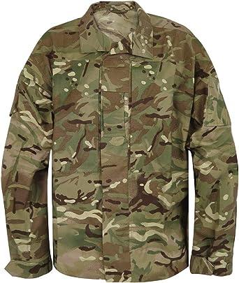 Cooneen Watts & Stone New British Army MTP - Camisa de Combate: Amazon.es: Ropa y accesorios