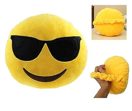 Blando de NMIT® Emoji gafas de sol de la nigua de color ...