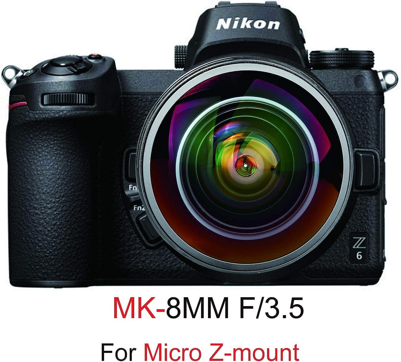 ghdonat.com Meike 8mm f/3.5 APS-C Ultra Wide Angle Manual Focus ...